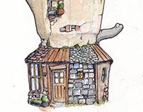 Coffee Pot home.