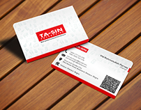 Furniture Manufacturers Business Card