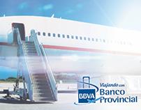 Calendario y Tarjetas Banco Provincial