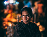 Pasar Pagi - Night Market in BALI