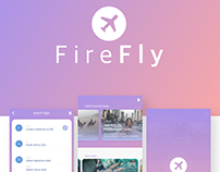 FireFly (Mobile UX/UI)