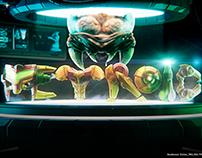 Metroid 3dtypography
