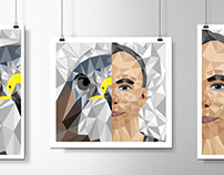 Poster/Geometric