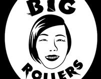 Big Rollers logo
