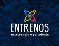 ENTRENÓS - Identidade Visual