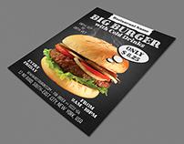 Promotional Food Flyer
