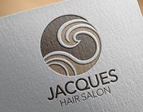 Jacques Hair Salon | Brand Identity