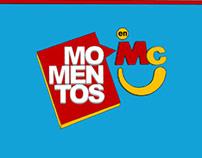 McDONALD´S COLOMBIA - SERIE WEB: MOMENTOS