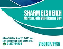 Sharm Elseikh Trip Design