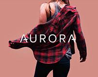 Aurora || Web & Branding