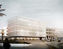 Hospital in Algeria