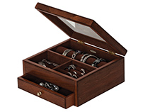 Purchasing a jewelry box online
