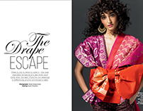 The Story of the Drape
