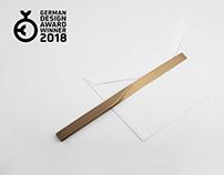 Curve letter opener