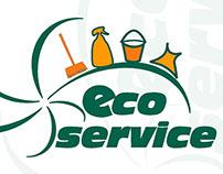 logo eco service