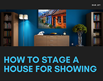 How to Stage a House for Showing
