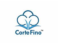 Corte Fino Logo Design