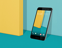 HTC U Series Wallpapers