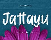 Jattayu Brush Font