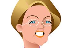 Elizabeth Warren for Politico