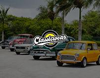 Logo and car designs for fashion brand