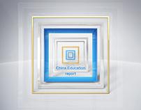 中国教育报道创意