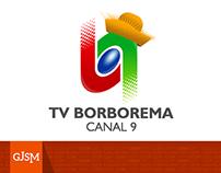 Logo TV Borborema São João 2015