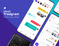Tradegram Mobile App / Android