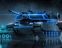 Armored Warfare - TRON