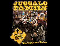 Insane Clown Posse Juggalo Day 2014