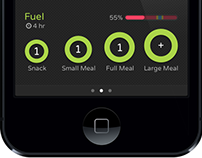 Temple fitness mobile app