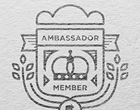 Membership Badge Icons
