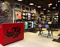 Flying Machine Flagship Store