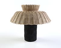 Faina | table lamp STRIKHA