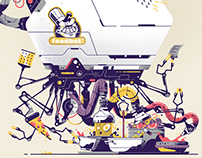 Wired Magazine - Invasion of the Kitchen Bots