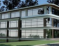 Разработка концепции административно - офисного центра