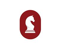 Visual Identity for Danish Chess Federation