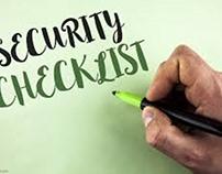 Jeffrey Redding Chicago - Checklist for Business Secur