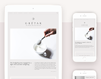 Grétar — Editorial Magazine Style Blogger Theme