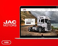 Website Designer - JAC Motors