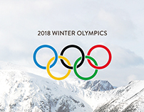 2018 Winter Olympics Ad Campaign