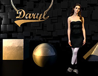 Daryl van Wouw - Wintercollection Promo - 2010