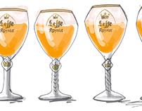 Glass Design • Leffe