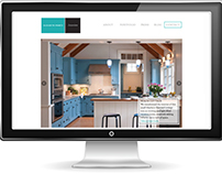 Website Design - Elizabeth Swartz Interiors