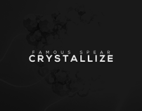 Famous Spear - Crystallize Artwork