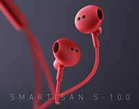 Smartisan S-100 Headphones
