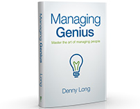 Managing Genius Book Design and More