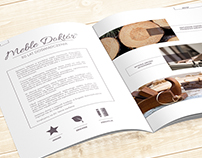 Katalog dla Meble Doktór