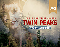 SKY | Twin Peaks 3 | Integrated Campaign