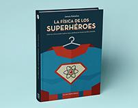 la física de los superhéroes | libro